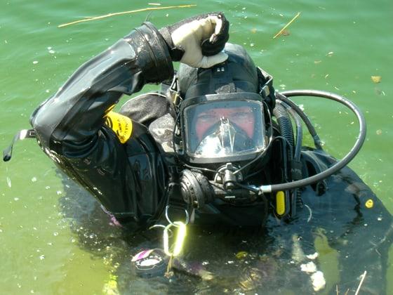 dive rescue certification, Dive Rescue I Trainer Program