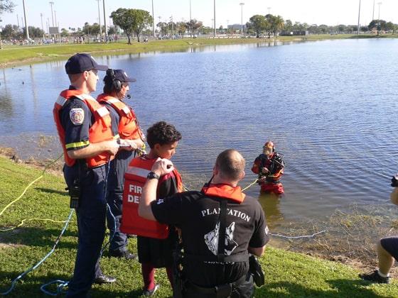 Shore Responder Training Course