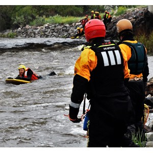 Swiftwater Rescue Training Series