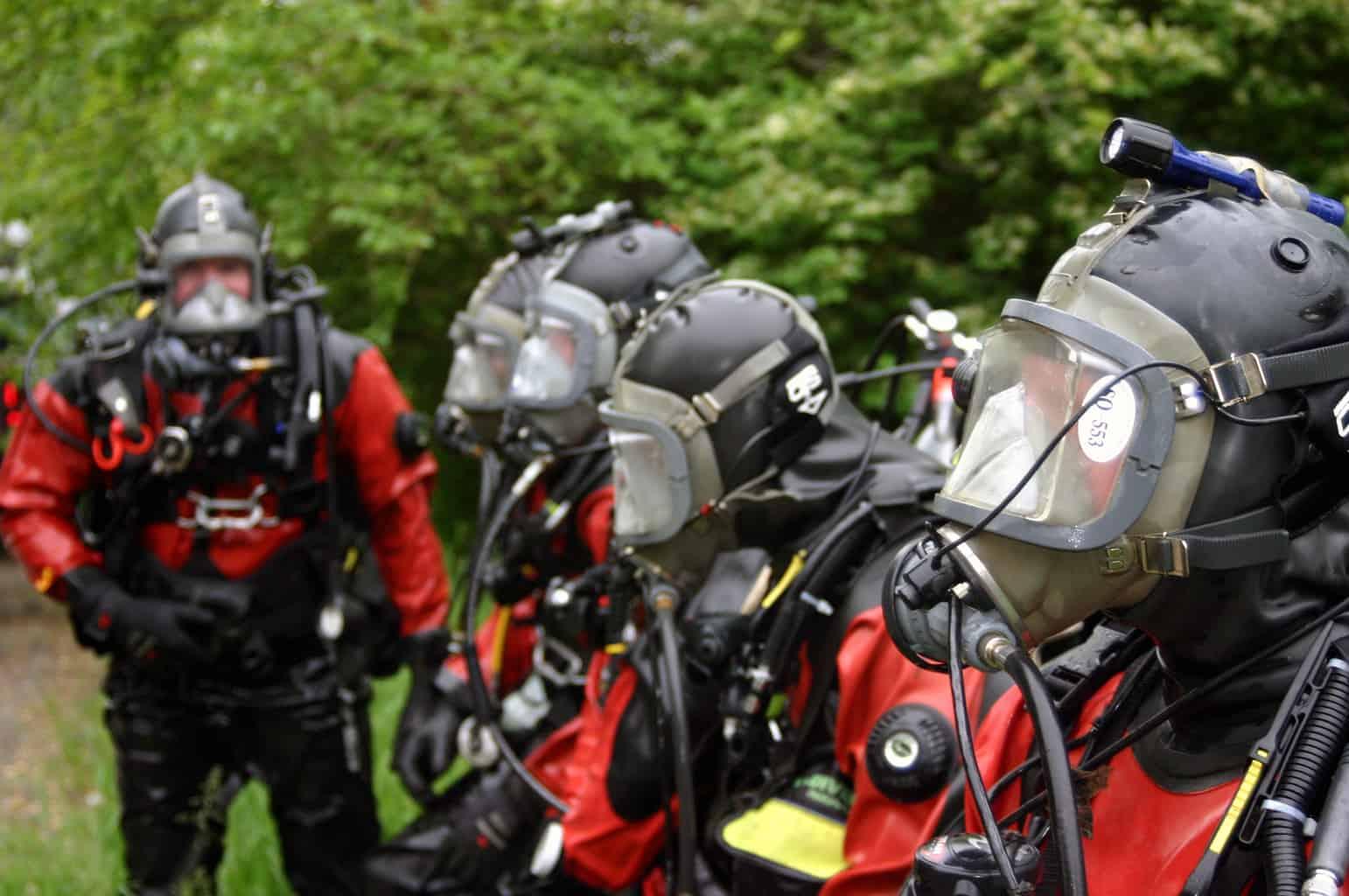 drysuit diving, Dry Suit Diving