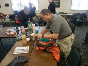 , Interspiro Technician and Dry Suit Repair in Wichita, KS this May 2021