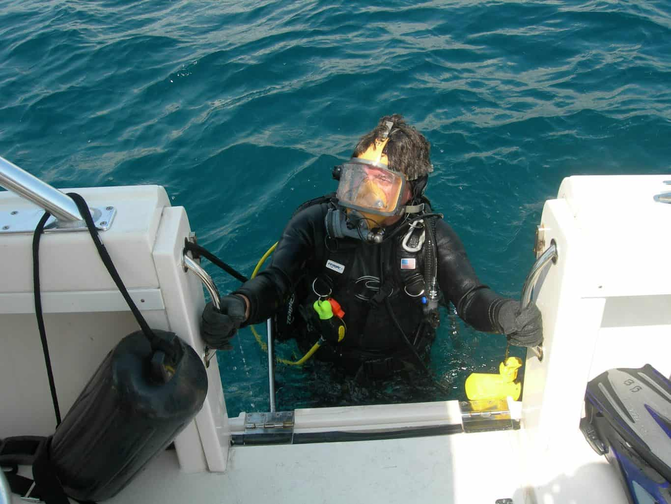 Boat Based Diving Operations Training